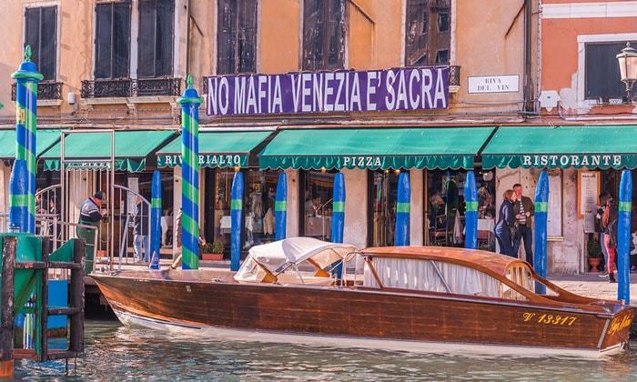 Ресторан Riva Rialto в Венеции