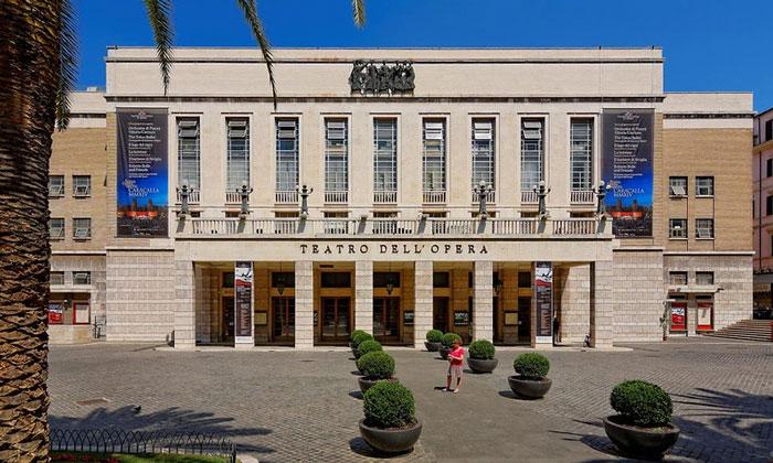 Римский оперный театр в Риме