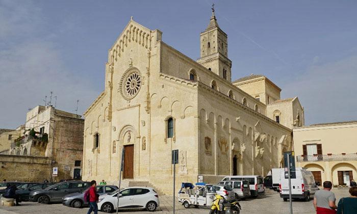 Кафедральный собор Матеры