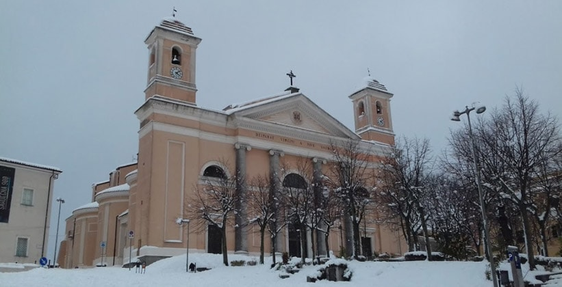 Кафедральный собор Hyopo в Италии