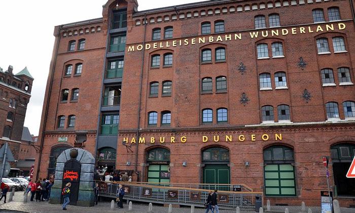Темница (музей ужасов) Гамбурга