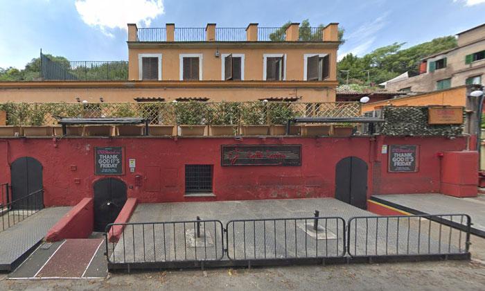 Заведение Caffe Latino в Риме