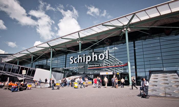 Амстердамский аэропорт Схипхол