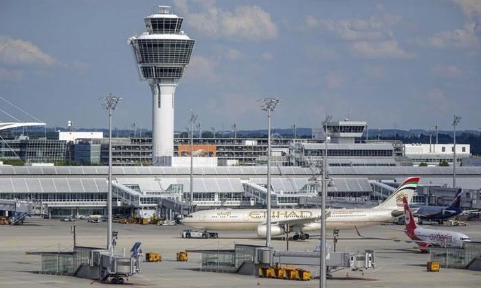 Мюнхенский аэропорт имени Франца-Йозефа Штрауса