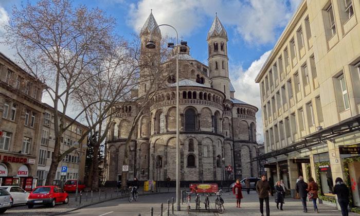 Апостольская церковь Кёльна