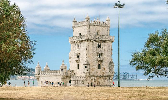 Башня Вифлеема (Торре-де-Белен) в Лиссабоне