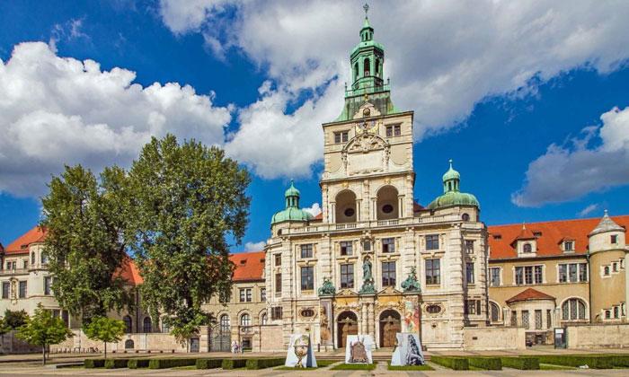Баварский национальный музей в Мюнхене