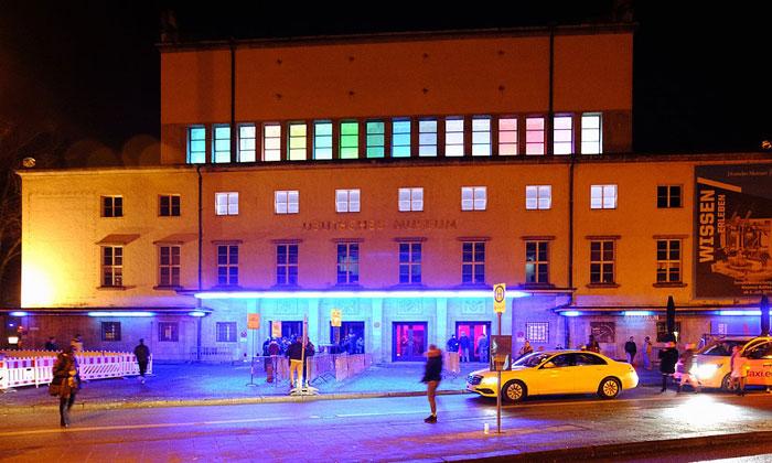 Ночной клуб «Blitz» в Мюнхене
