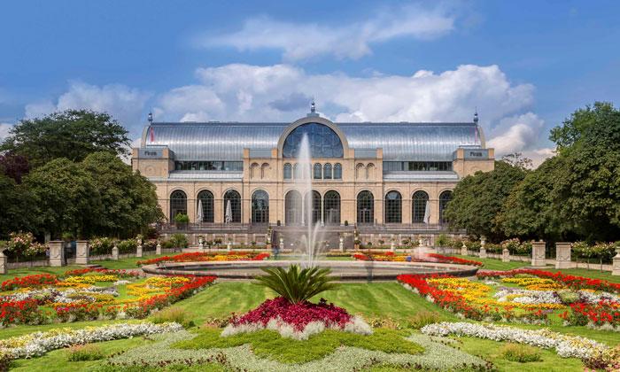 Ботанический сад «Флора» в Кёльне