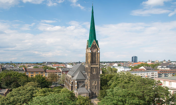 Церковь Святого Петра во Франкфурте