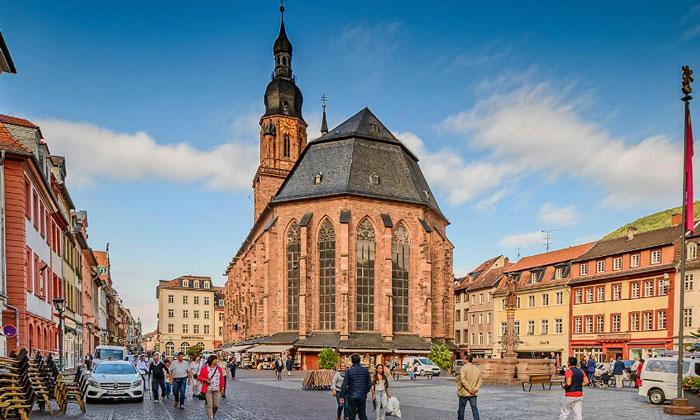 Церковь Святого Духа в Гейдельберге