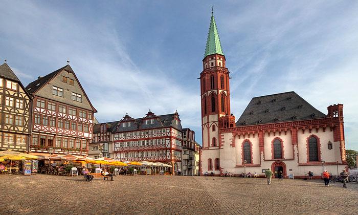 Церковь Святого Николая во Франкфурте