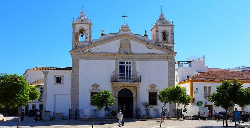 Церковь Святой Марии в Лагуше