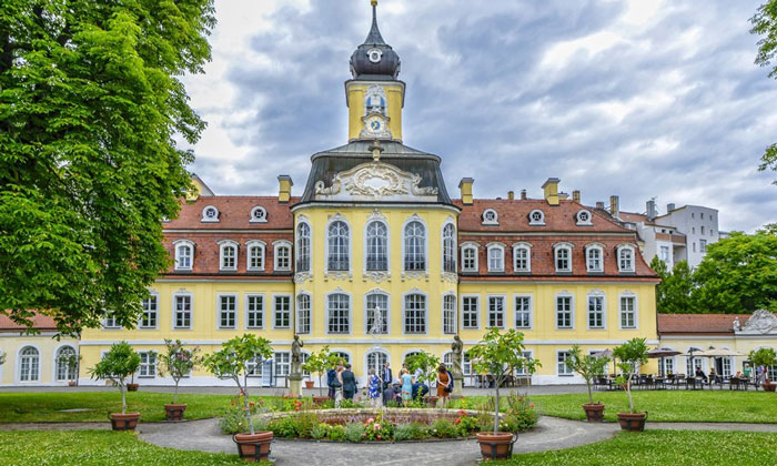 Голизский дворец в Лейпциге