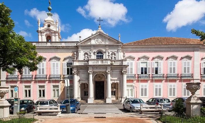 Дворец Несессидадес в Лиссабоне