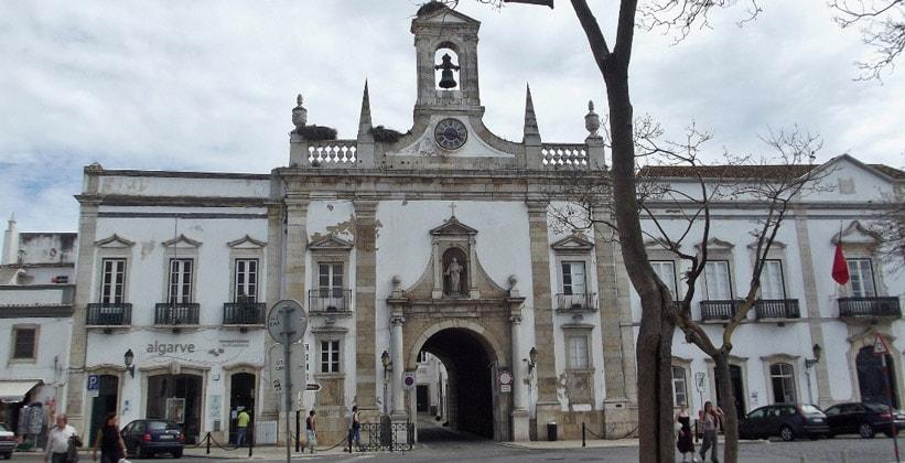 Дворец правительства округа Фару (Португалия)