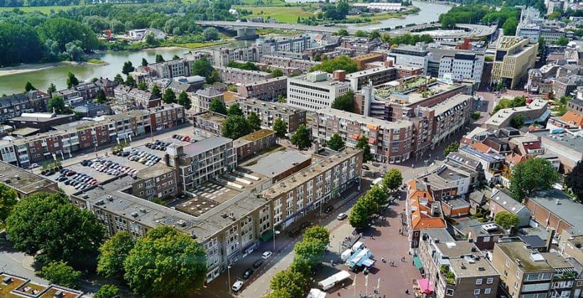 Голландский город Арнем