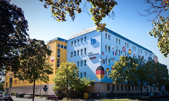 Хостел «Haus international» в Мюнхене