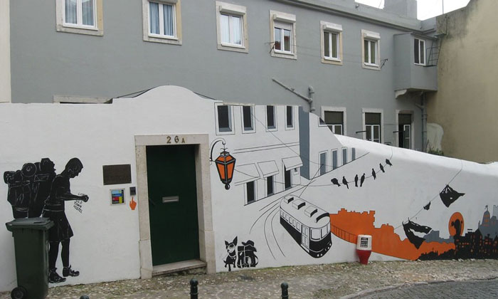 Хостел Old Town в Лиссабоне
