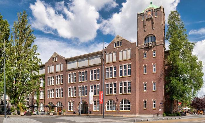 Хостел Stayokay в Амстердаме