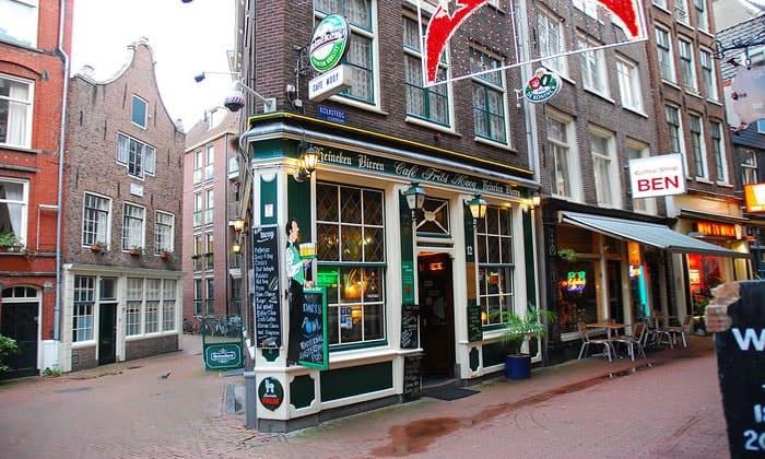 Кафе Mooy в Амстердаме