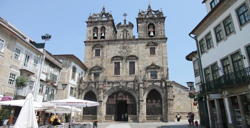 Кафедральный собор Браги (Португалия)