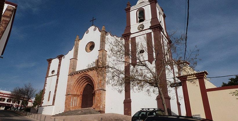 Кафедральный собор Силвиша (Португалия)