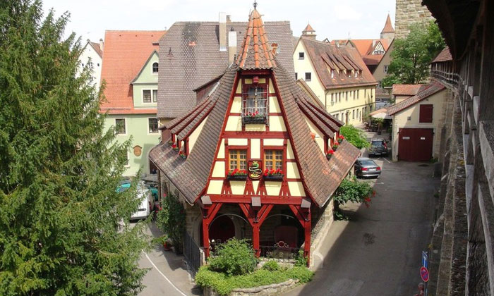 Кузница Герлаха в Ротенбурге