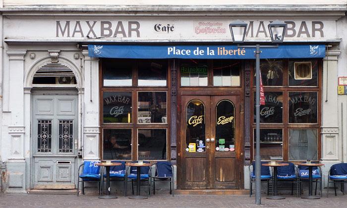 Кафе Maxbar в Гейдельберге