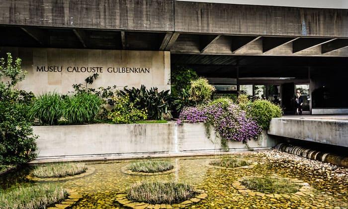 Музей Галуста Гюльбенкяна в Лиссабоне