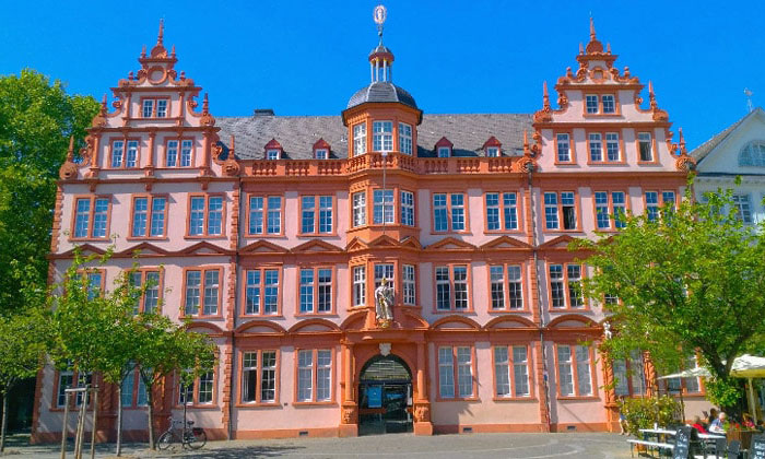 Музей Гутенберга в Майнце