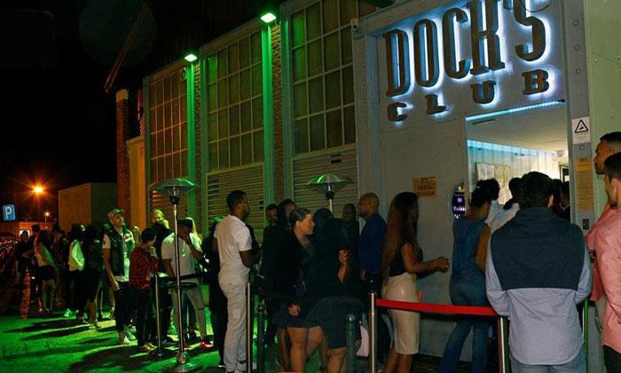 Ночной клуб Dock's в Лиссабоне