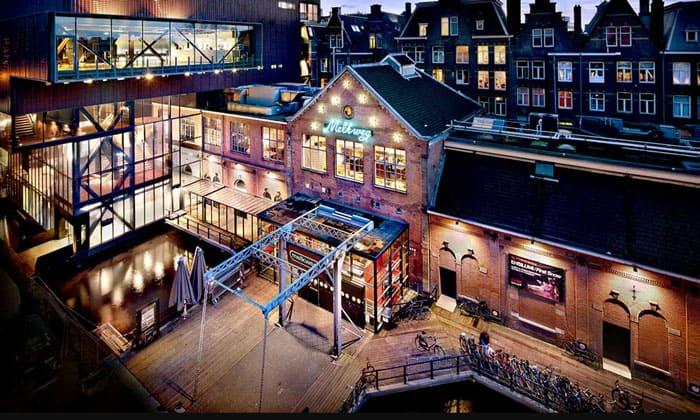 Ночной клуб Melkweg в Амстердаме