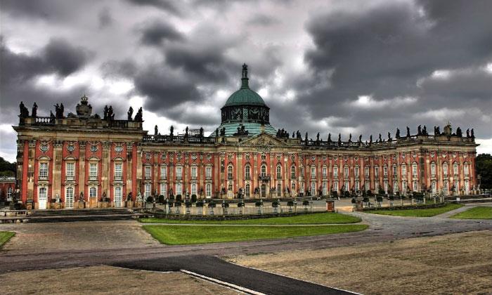 Новый дворец Потсдама
