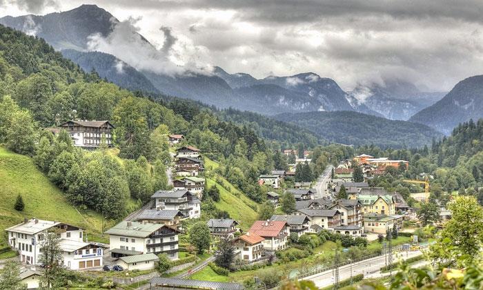 Община Берхтесгаден в Германии