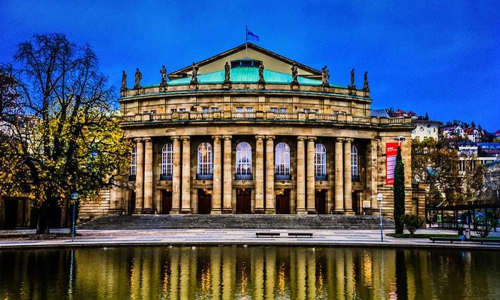 Оперный театр Штутгарта