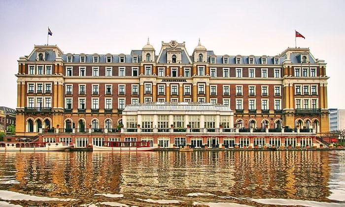 Отель Amstel в Амстердаме