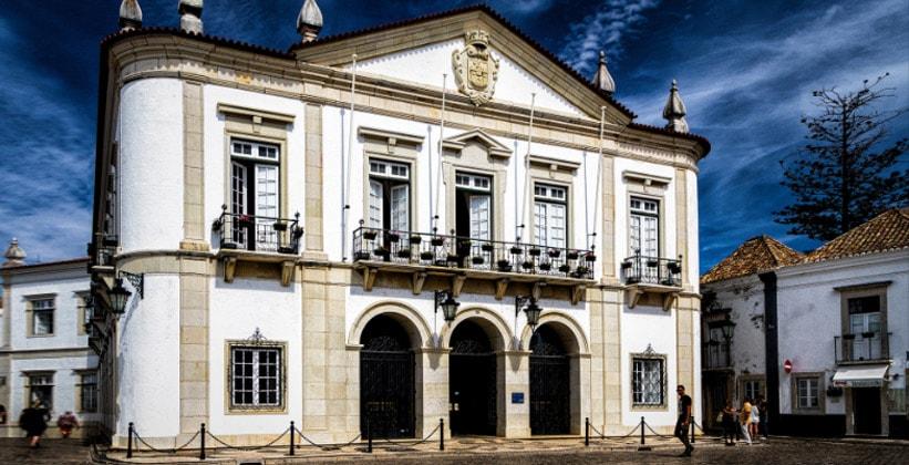 Отель de Ville в городе Фару (Португалия)