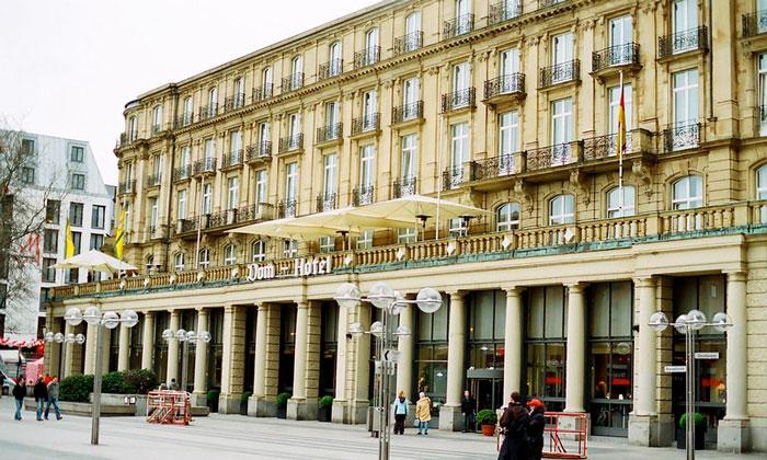 Отель Dom в Кёльне