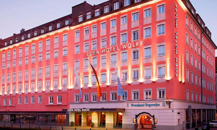 Отель «Eden Wolff» в Мюнхене