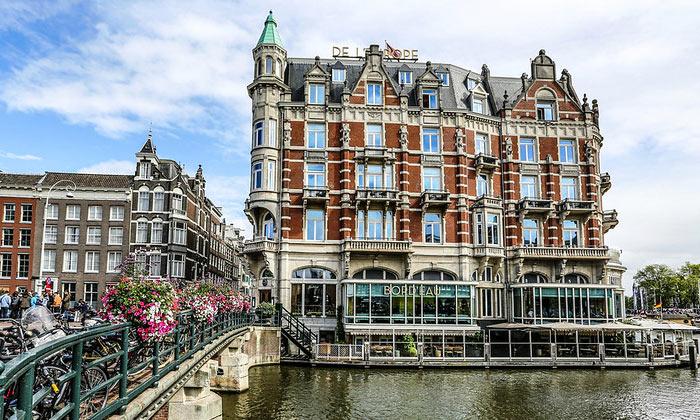 Отель «De L'Europe» (Амстердам)