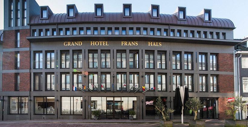 Отель Grand Frans Hals в Харлеме (Нидерланды)