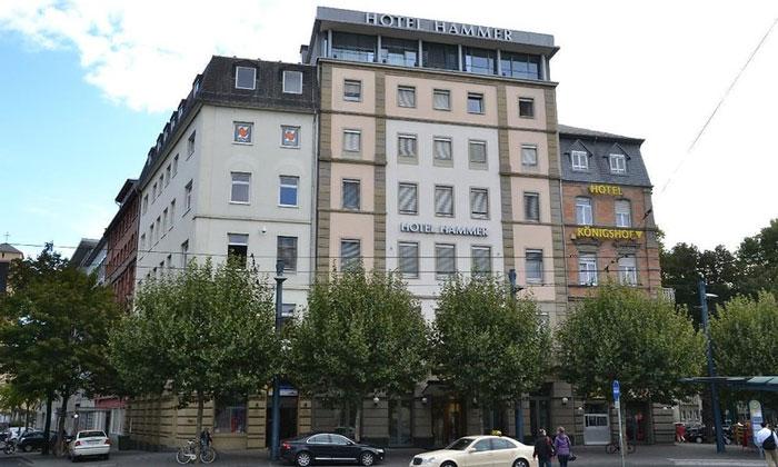 Отели Hammer и Konigshof в Майнце