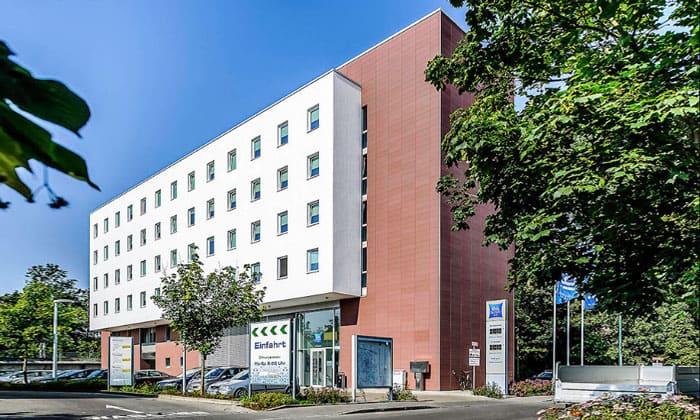 Отель Ibis Budget в Аугсбурге