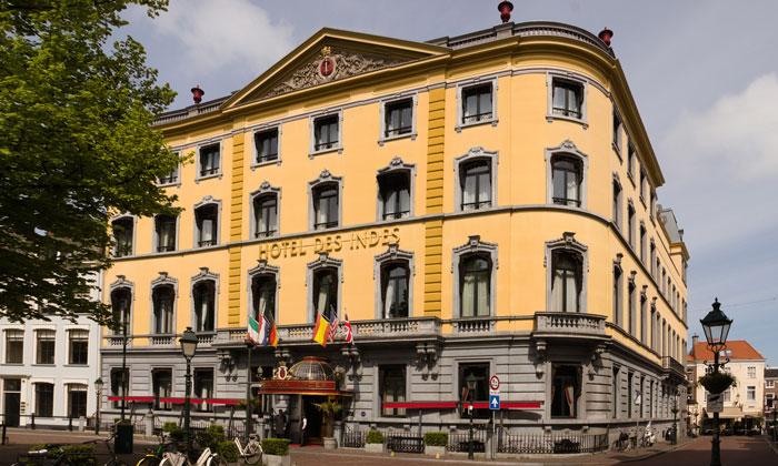 Отель «Des Indes» (Гаага)