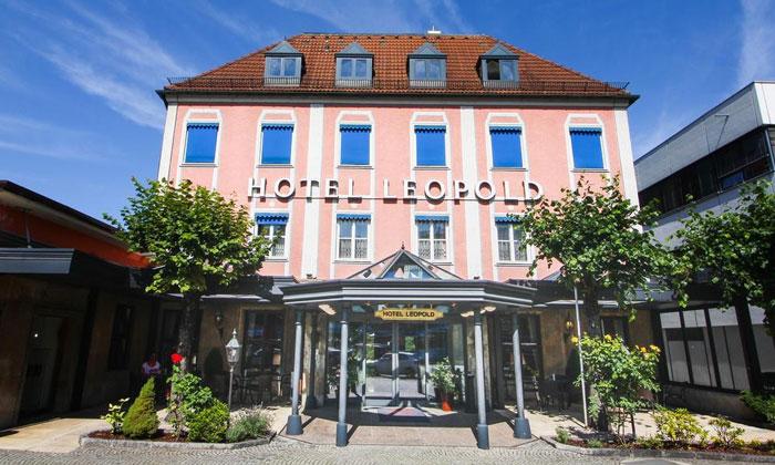 Отель Leopold в Мюнхене