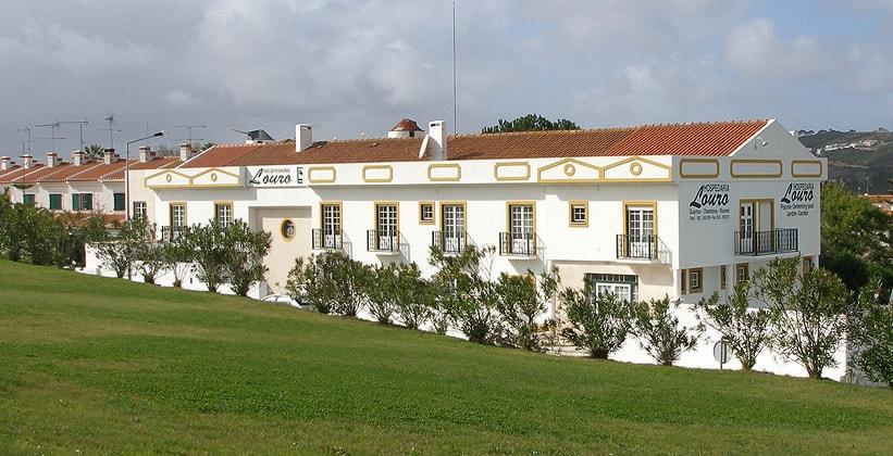 Отель Louro в Обидуше (Португалия)