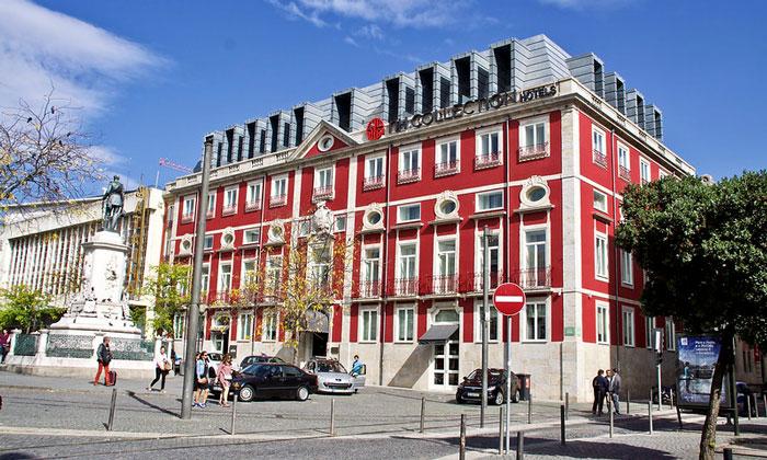 Отель «NH Collection» (Порту)