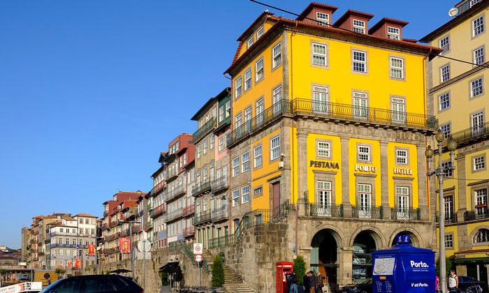 Отель «Pestana» в Порту
