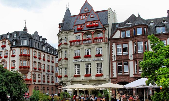 Отель Roemischer Kaiser в Трире